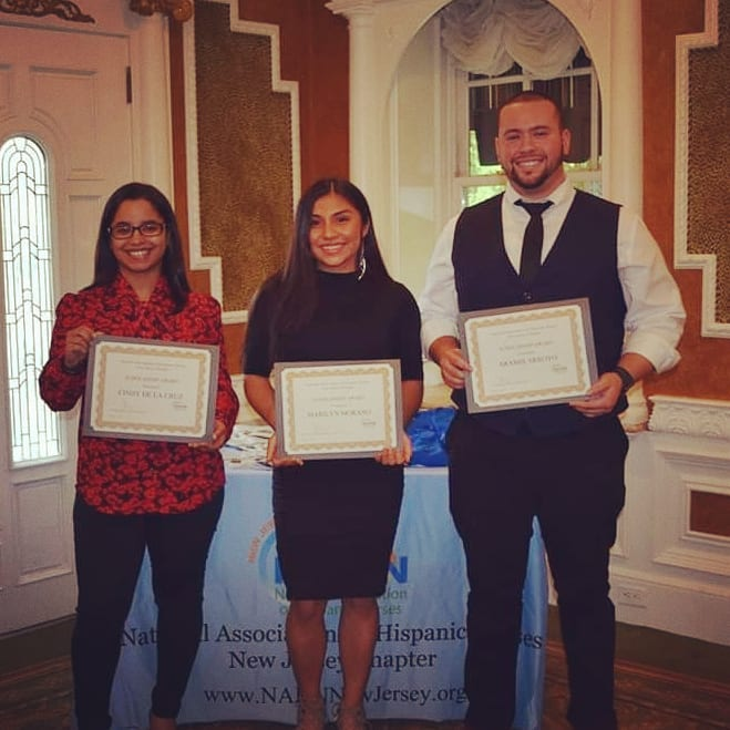NAHN NJ Scholarship Winners 2019