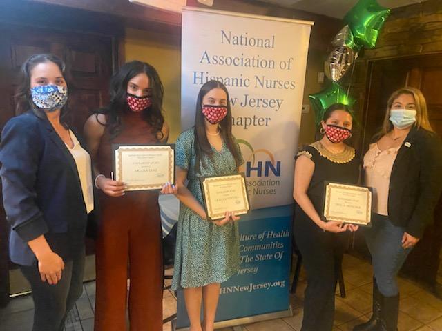NAHN NJ Scholarship Winners 2019